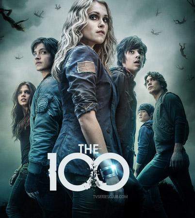 پایان سریال the100