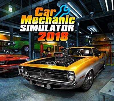 دانلود ترینر و رمزهای بازی Car Mechanic Simulator 2018