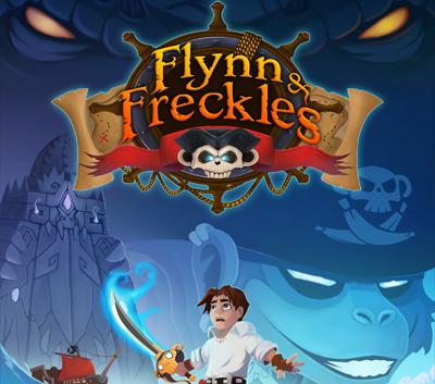 دانلود ترینر بازی Flynn and Freckles