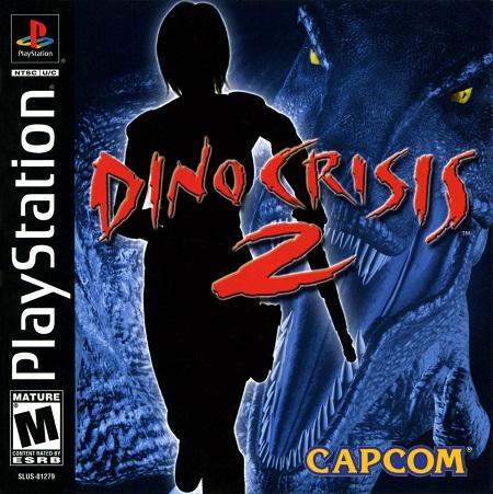 دانلود بازی زیبای دایناسور پلی استیشن Dino Crisis 2 برای کامپیوتر