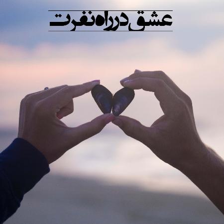 رمان عشق در راه نفرت