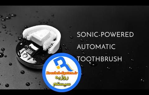 با این مسواک هوشمند ظرف 30 ثانیه دندان های خود را برق بندازید
