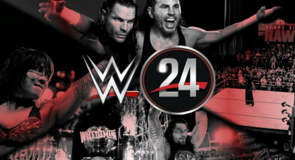 WWE24 - THE BEST OF 2018