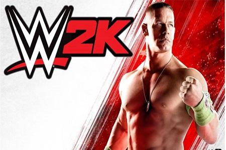 دانلود WWE 2K 1.1.8117 - بازی کشتی کج اندروید + دیتا