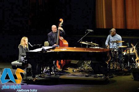 ديانا كرال در فستيوال جاز باكو