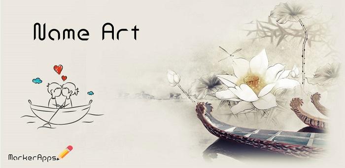 دانلود Name Art 2.6 - برنامه نوشتن هنری نام خود برروی عکس اندروید