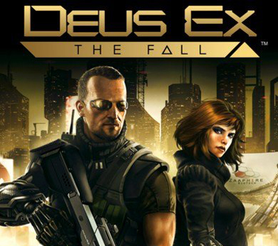 دانلود ترینر بازی Deus Ex The Fall v1.1.0 (+8 Trainer) LinGon