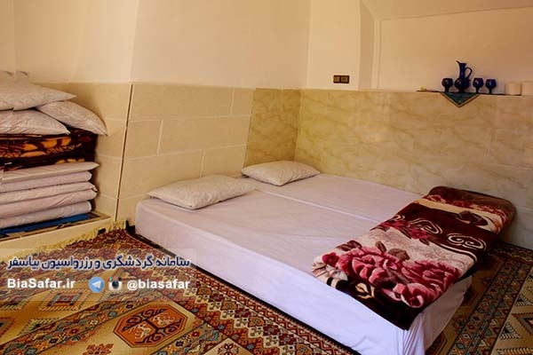 اقامتگاه بومگردی در ورزنه اصفهان