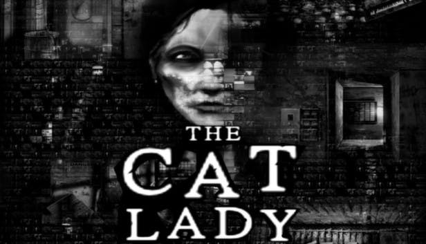 کرک بازی The Cat Lady