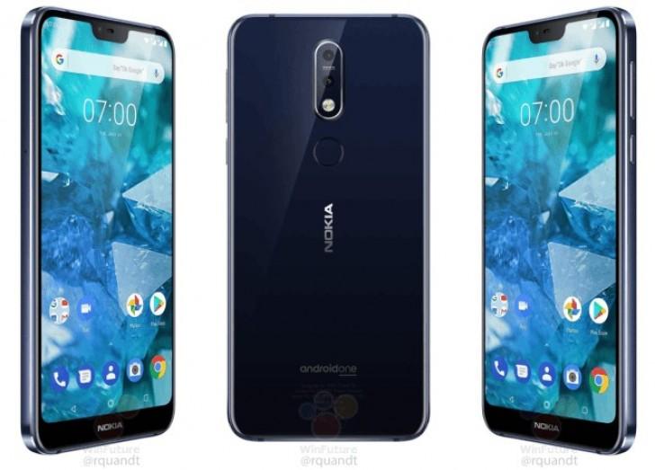 نوکیا 7.1(Nokia 7.1)