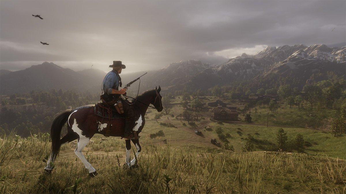 در Read Dead Redemption 2 گذر فصل ها بر روی نحوه بازی شما تاثیر خواهد داشت