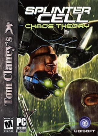 دانلود بازی اسپلینتر سل: نظریه هرج و مرج | Splinter Cell: Chaos Theory کامپیوتر