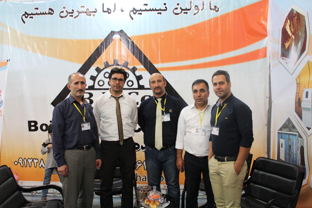 شرکت نوین بخار تولید دیگ بخار