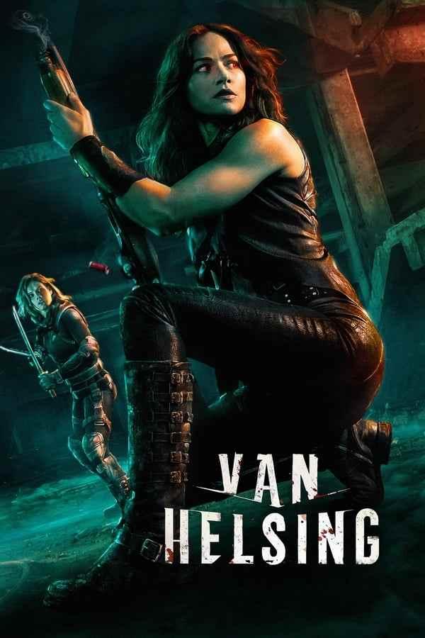 سریال Van Helsing
