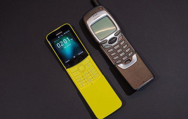 گوشی نوکیا 8110 (Nokia 8110)