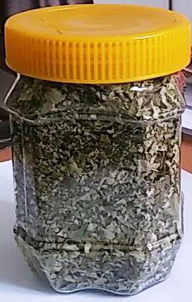 چای یا دمنوش برگ تمشک