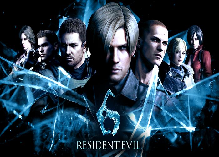 دانلود باری Resident Evil 6 برای کامپیوتر