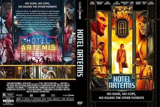 خرید فیلم هتل آرتمیس,خرید فیلم خارجی hotel artemis 2018,خرید فیلم خارجی