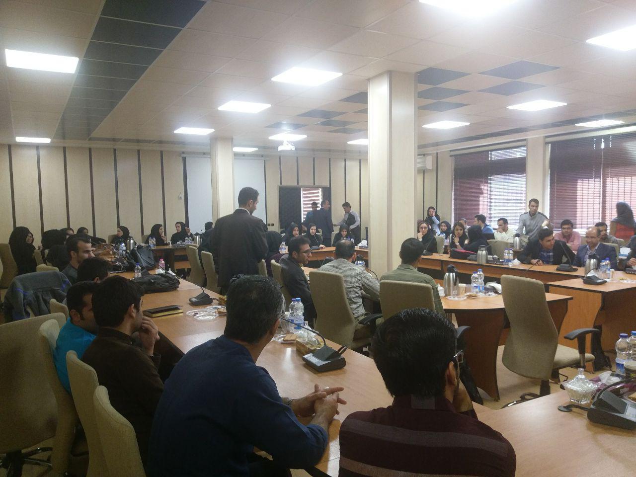 زمین شناسی دانشگاه شهید بهشتی، انجمن علمی زمین شناسی