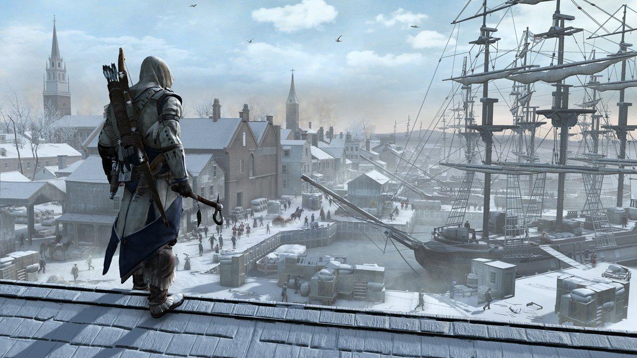 اولین جزییات عنوان Assassin's Creed 3: Remastered منتشر شد