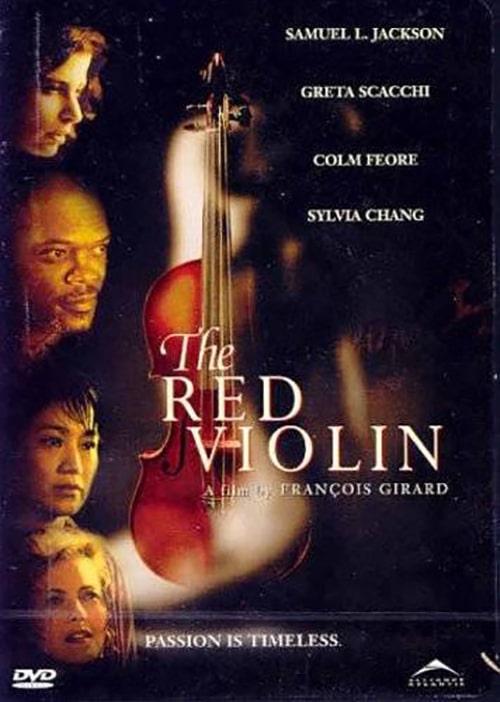 فیلم ویولن قرمز