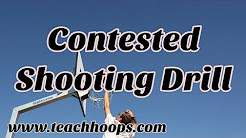 Contested Basketball Shooting Drill