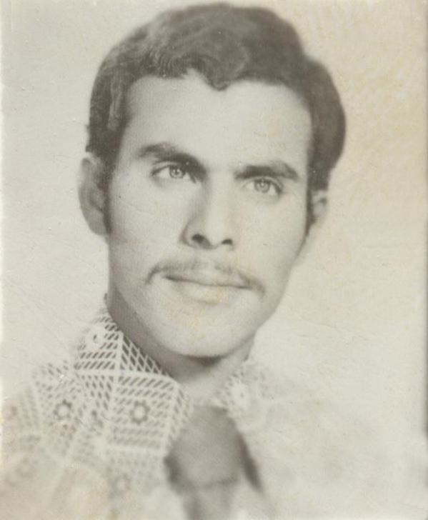 شهید پرویز عبدی پور