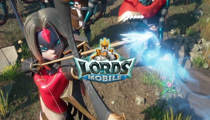 دانلود Lords Mobile 1.83 - بازی استراتژی آنلاین پادشاهان موبایل اندروید + دیتا