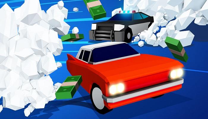 دانلود Drifty Chase 2.0.2 - بازی سرگرم کننده
