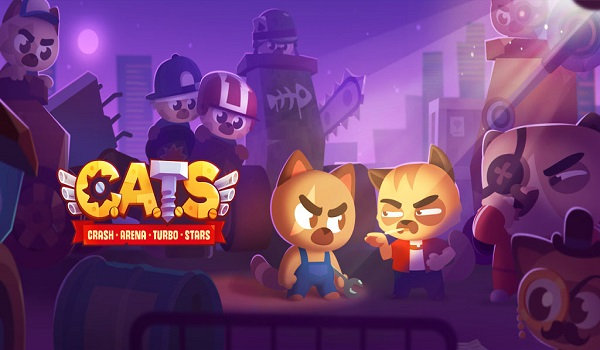 دانلود CATS: Crash Arena Turbo Stars 2.13 - بازی اکشن