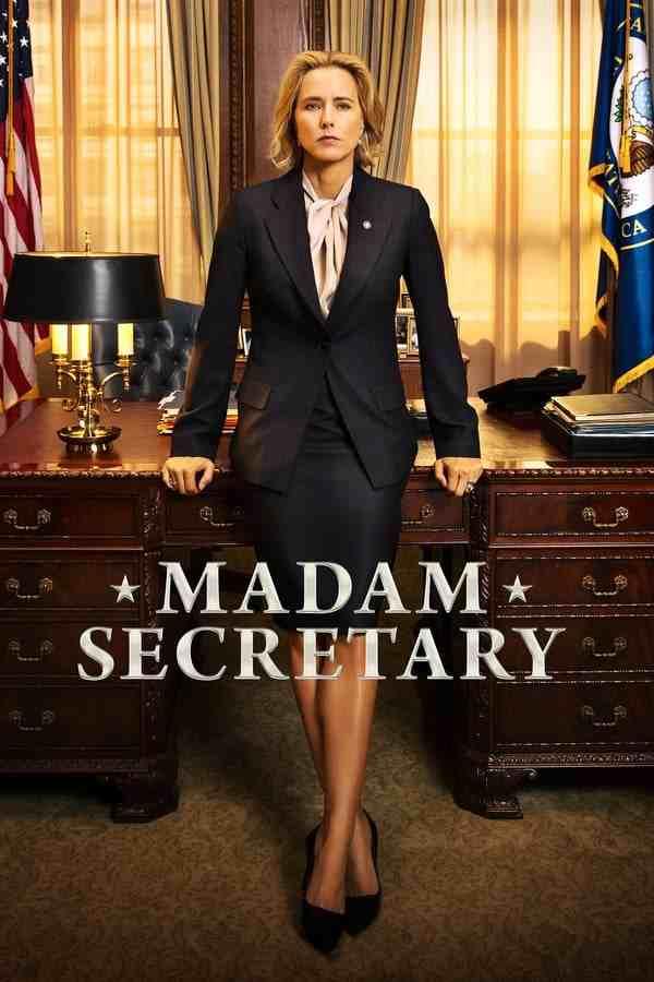 سریال Madam Secretary