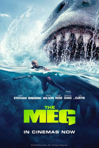 دانلود فیلم ترسناک مگ The Meg 2018