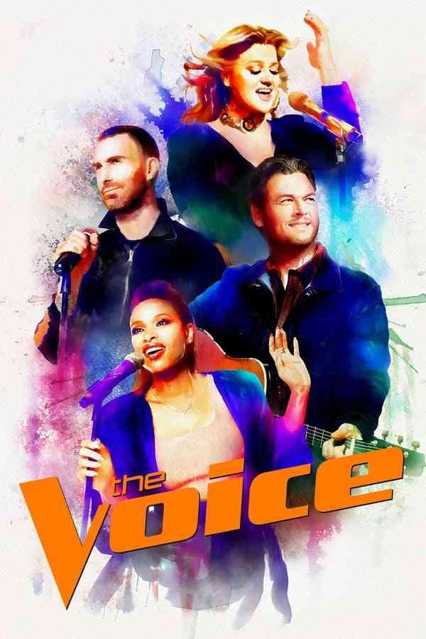 مسابقه The Voice