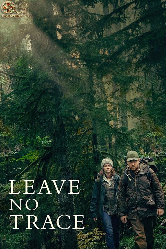 دانلود فیلم Leave No Trace 2018 - رد پایی از خود نگذار