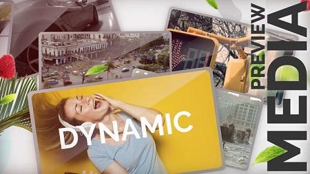دانلود رایگان پروژه پریمیر آماده : dynamic media premiere pro