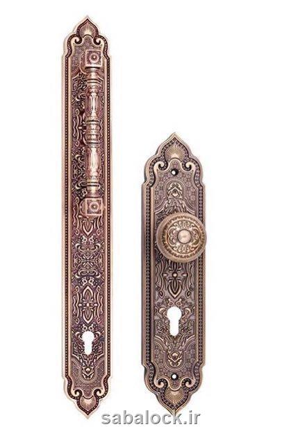 دستگیرهای درب فیگارو در طرح ها ، سایزها و رنگ های مختلف