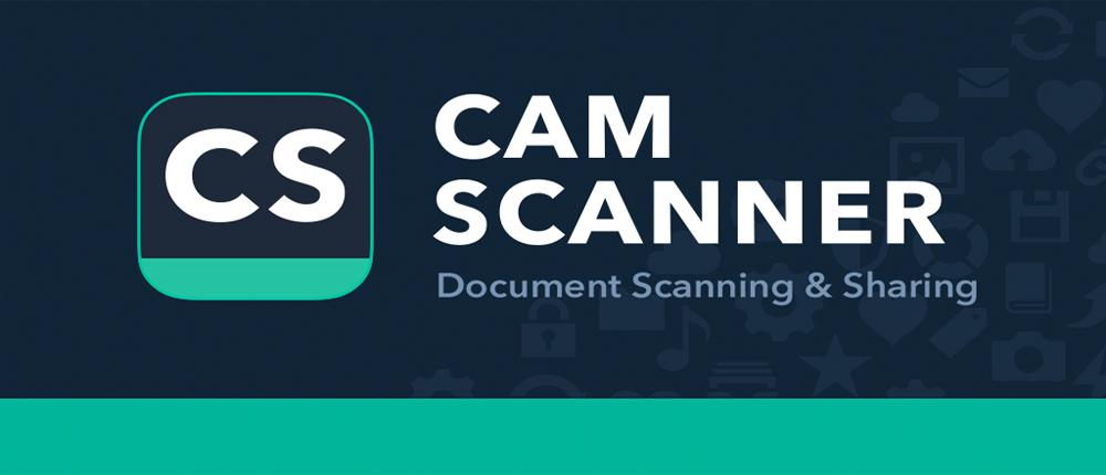 دانلود برنامه اسکن CamScanner اندروید