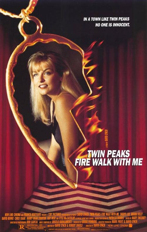 فیلم توئین پیکس: با من بر آتش برو
