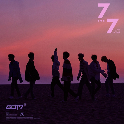 Download 7 for 7 Album By GOT7