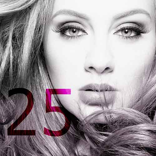 Free Download new Album By Adele Called 25