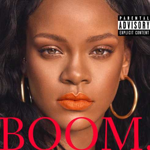 Free Download BOOM Album By Rihanna