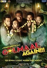 دانلود فیلم Golmaal Again 2017