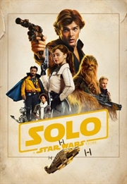 دانلود فیلم Solo A Star Wars Story 2018
