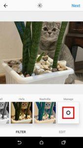 چگونه ترتیب فیلتر عکس ها را در اینستاگرام عوض کنیم؟