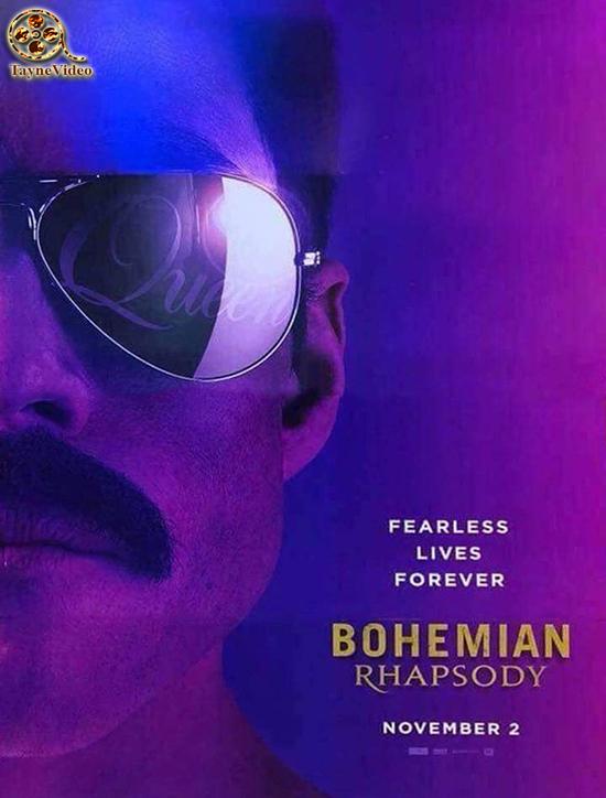 دانلود فیلم Bohemian Rhapsody 2018 - حماسه کولی