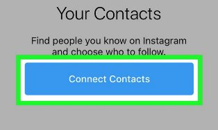 چگونه شماره موبایل دیگران را در اینستاگرام پیدا کنیم
