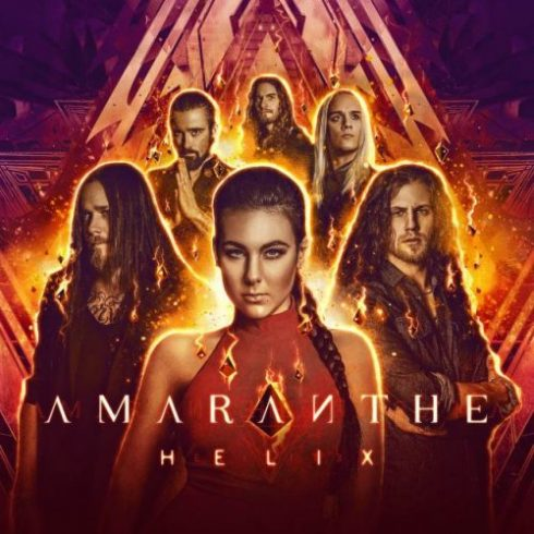 Download HELIX Album By Amaranthe