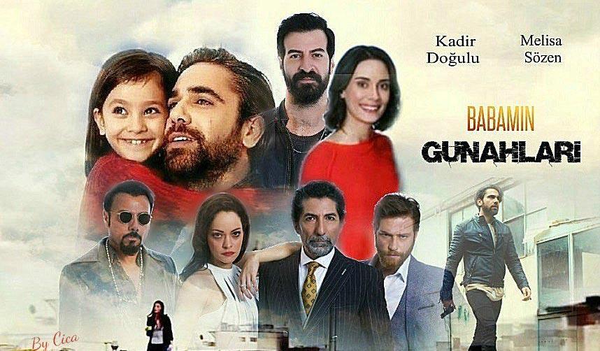 خرید اینترنتی سریال ترکی گناهان پدرم  Babamin Gunahlari با زیرنویس فارسی و کیفیت HD