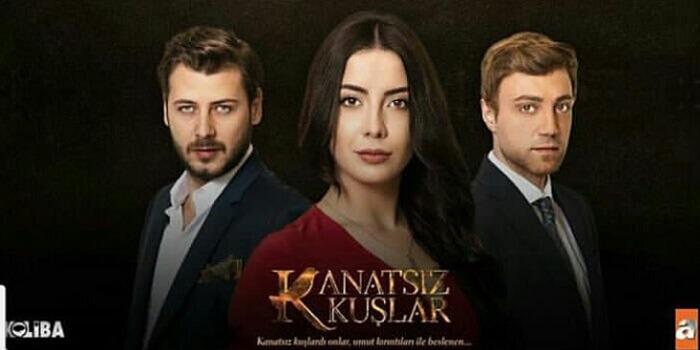 خرید اینترنتی سریال ترکی پرنده های بی بال  kanatsiz kuslar با زیرنویس فارسی و کیفیت HD
