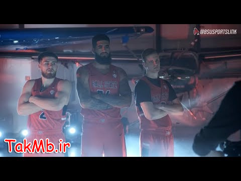 آموزش شوت زدن در بسکتبال Ball State Sports Link: 2018-19 Men's Basketball Creative Shoot